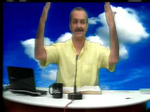 Pr. Roberto de Jesus no Programa de TV Gospel Show de 06- 08- 2010