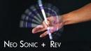 Самые ПРОСТЫЕ трюки с ручкой - Neo Sonic и Rev. Пенспиннинг для начинающих.