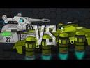 ARENA/RAY VS PANDORA мультики про танки