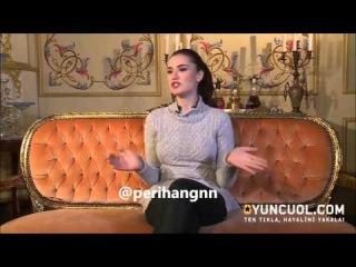 Calikusu Kamera Arkasi / Röportaj Burak Özcivit & Fahriye Evcen