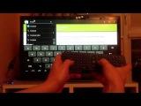 Measy RC11 - Мини клавиатура + воздушная мышь