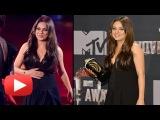 Mila Kunis HIDES Baby Bump MTV Movie Awards 2014