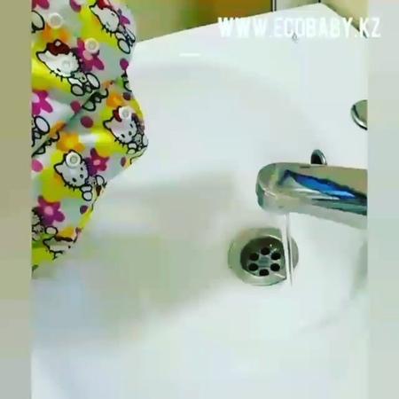 Как стирать подгузники правильно?