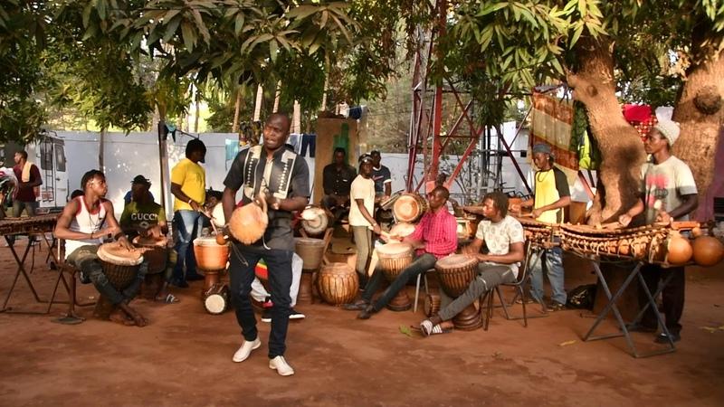 Bwazan at Maison des Jeunes, Bamako, Mali, Feb 2018 4-0593