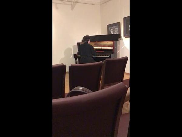 K.Alexeev. Chopin. Valse h-moll