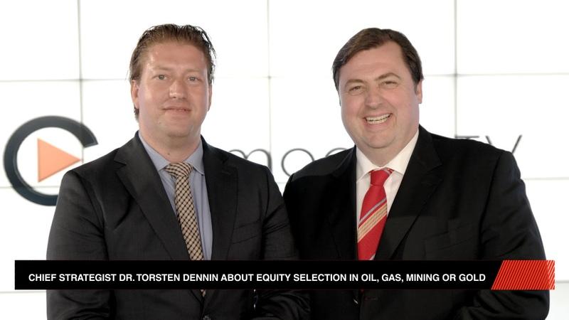 Интервью • Нефть, газ, металлы или золото?