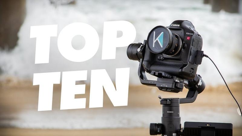 DJI Ronin S - TOP TEN THINGS TO KNOW!