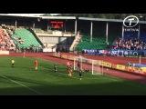 «Арсенал» выиграл у «Шинника» со счетом 4:0