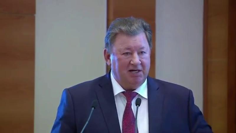 Выступление В.И.Кашина на Парламентских слушаниях 13.11.2018