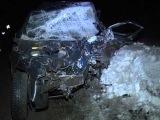 Страшное ДТП произошло в Тюлячинском районе Татарстана. Съемки УГИБДД МВД по РТ.