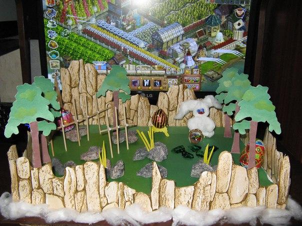 Игры Пасхальные Приключения Крольчихи 1