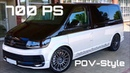 POV-Style: Highspeed im HGP VW [T5] T6 3.6 biturbo [700 PS] by Autohaus Nordost Berlin