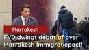 FVD dwingt debat af over omstreden Marrakesh Immigratiepact - YouTube