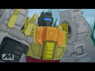 Transformers Power of the Primes - эпизод 1