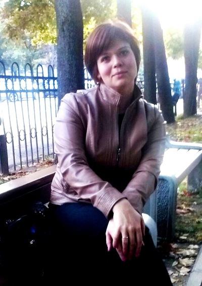 Анастасия Джамалдинова, 2 ноября 1982, Санкт-Петербург, id1469942
