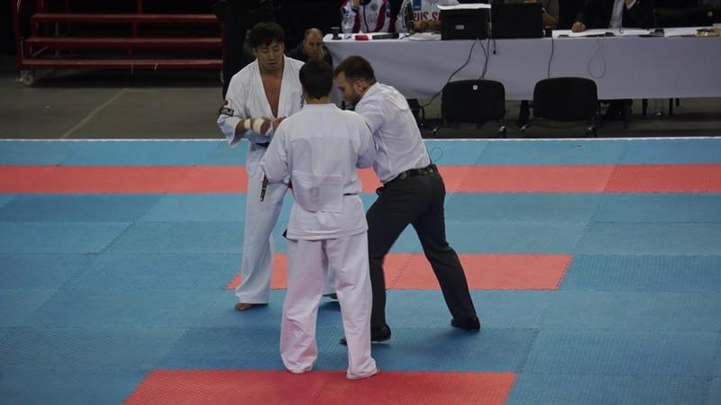 Габараев Лаша VS Осава Кашин четвертьфинал