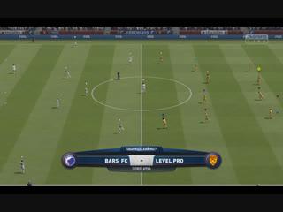 Обзор матча | virtual pro gaming, 4 тур | barc fc - level pro esports