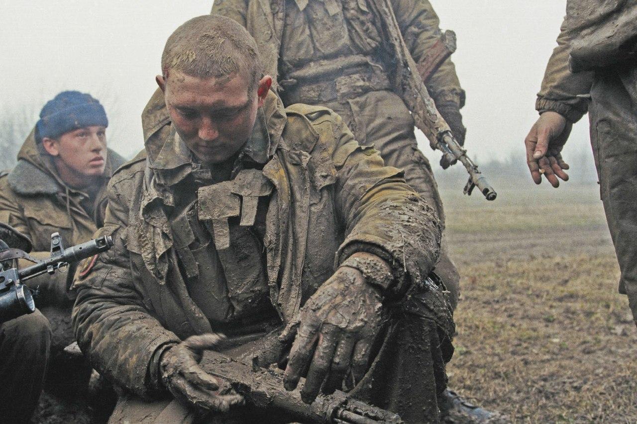 Чечня война грозный 14 фотография