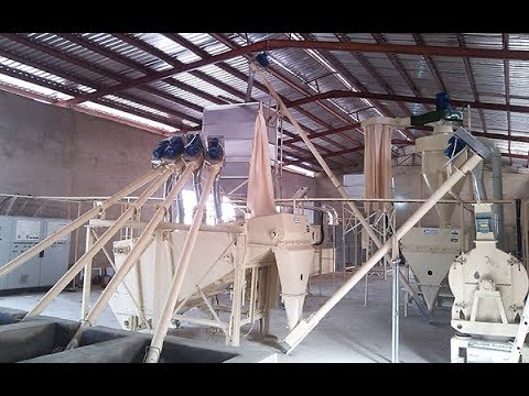 Small Feed Pellet Production Plant for Chicken Duck Goose Pig Cow Sheep Goat Cattle