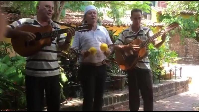 Куба, июль 2018. Видео от Даши Варанкиной.