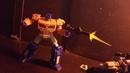 Optimus Prime vs Decepticons - Bumblebee Stop-Motion