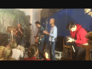 Sofar sounds yekaterinburg #18: double scotch