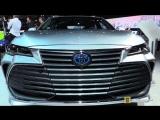 2019 Toyota Avalon Hybrid - Exterior and Interior Walkaround - 2018 Detroit Auto Show