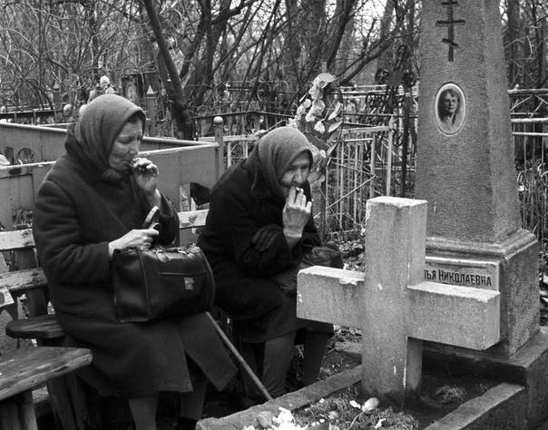 Серия фотографий Екатеринбурга, 1980-1990 гг.