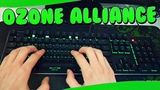 Ozone Alliance Игровая клавиатура Ozone Alliance keyboard