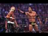 The Rock vs Hulk Hogan - Wrestlemania Х8