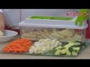 Измельчитель Nicer Dicer Plus - То, что он делает на кухне невероятно!_HD.mp4
