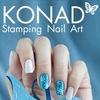 KONAD ★ Конад ★ Stamping nail art ★ Нэйл Арт
