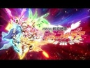 Symphogear XD : X-Drive Cards All Attack Exhibiton
