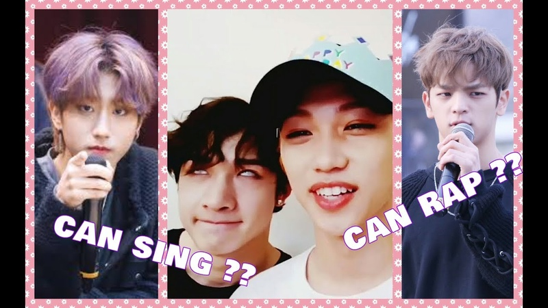 Rappers CAN Sing Vocalists CAN Rap - STRAY KIDS