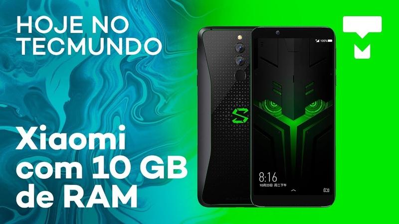 Smartphone com 10 GB de RAM, kit de reparos da Motorola e mais - Hoje no TecMundo