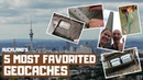 Auckland's MOST FAVORITED Geocaches, Caching Connoisseur and Travel Bugs!