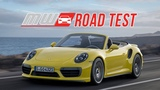 2018 Porsche 911 Turbo S Cabriolet Road Test