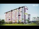 Новые дома в квартале на Плевицкой