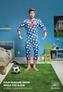 Реклама выставки спортивной науки Science World: Ваши мышцы растут во время сна