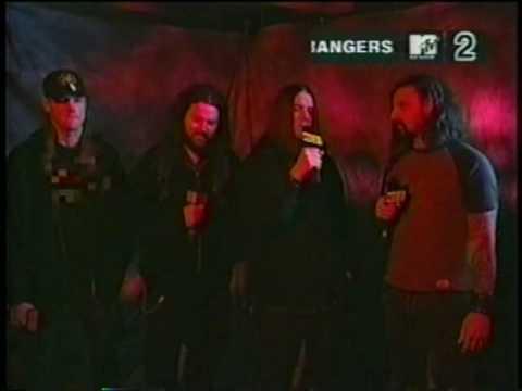 Superjoint Ritual - Headbangers Ball Interview 2003