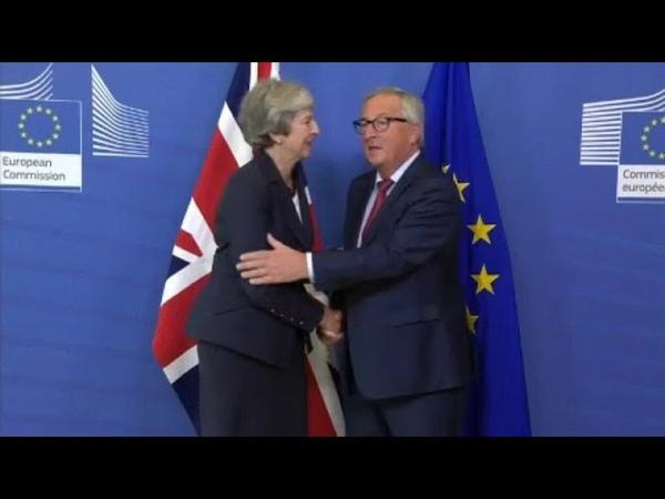Уход с саммита по-английски. \Брексит\ и развал СССР