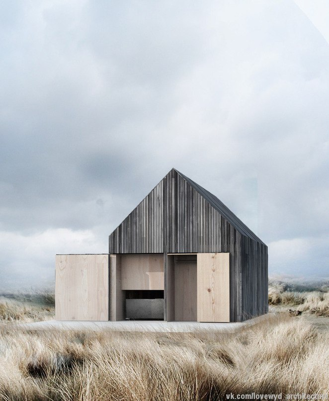 Boat House/we architecture
