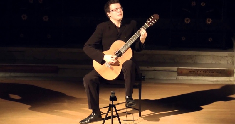 Srđan Bulat (guitar) plays Albéniz: Majorca