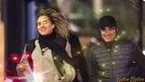 Robert Pattinson and Suki Waterhouse at London 24012019
