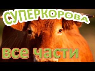 Прохождение:Супер коровы.Все части