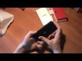Распаковка телефона: ZTE NUBIA Z5S MINI