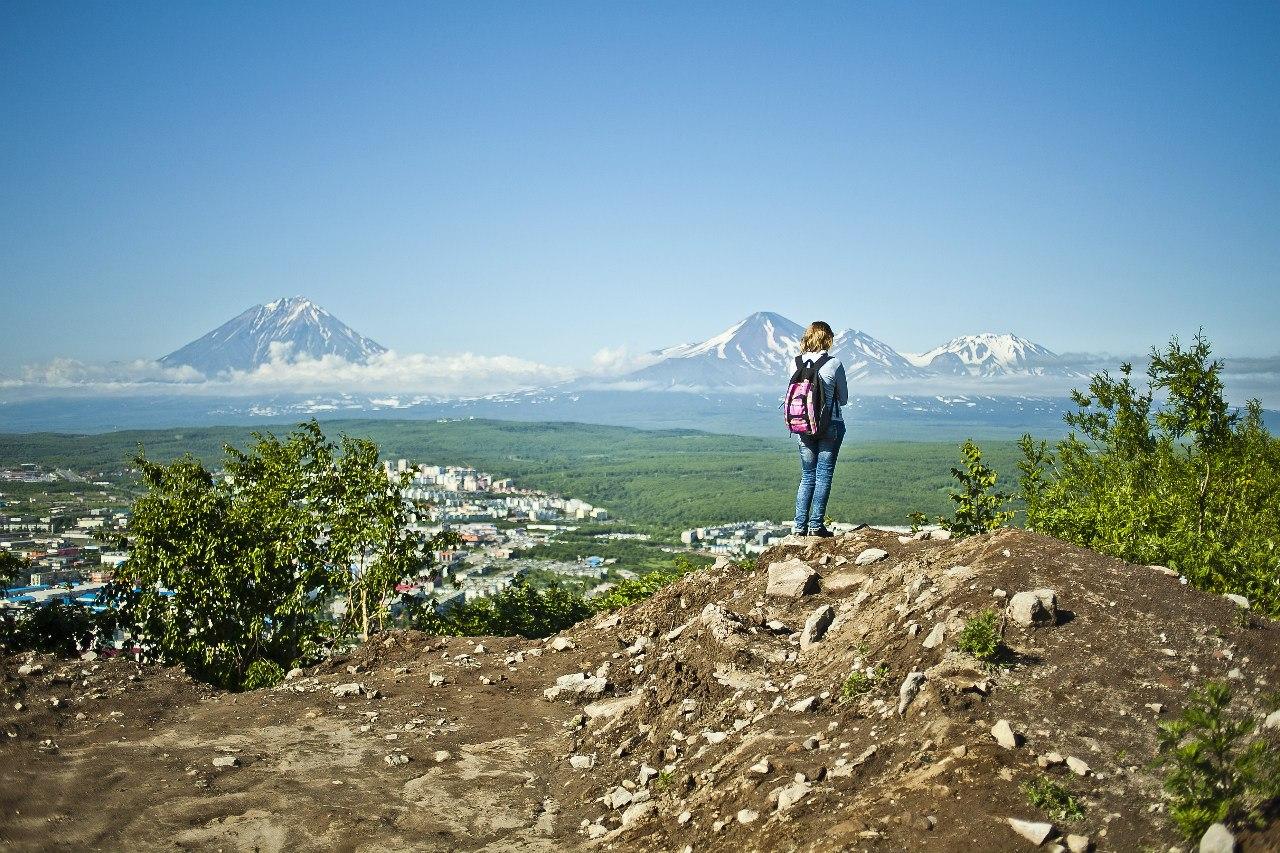Отчет о поздке в г. Петропавловск-Камчатский