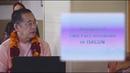 Неоднозначности Дикши в ИСККОН ч.2 семинар Е.С. Бхану Свами