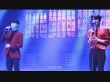 FANCAM 24.11.18 B.A.P 'FOREVER' TOUR Minneapolis FERMATA (Youngjae &amp Daehyun focused)