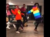 Ayo &amp Teo x Roy Purdy #walkitoutchallenge (Dance video)